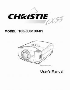 103-008100-01 Manuals