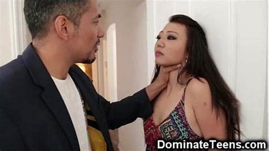#Asian #Teen #Gets #Rough #Punishment