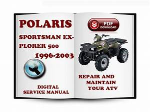 Polaris Sportsman Xplorer 500 1996