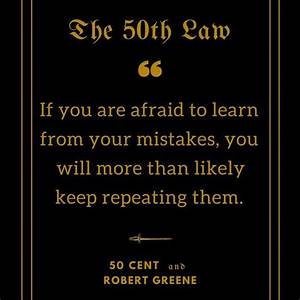100 quotes from 50th Law that will change your life ...