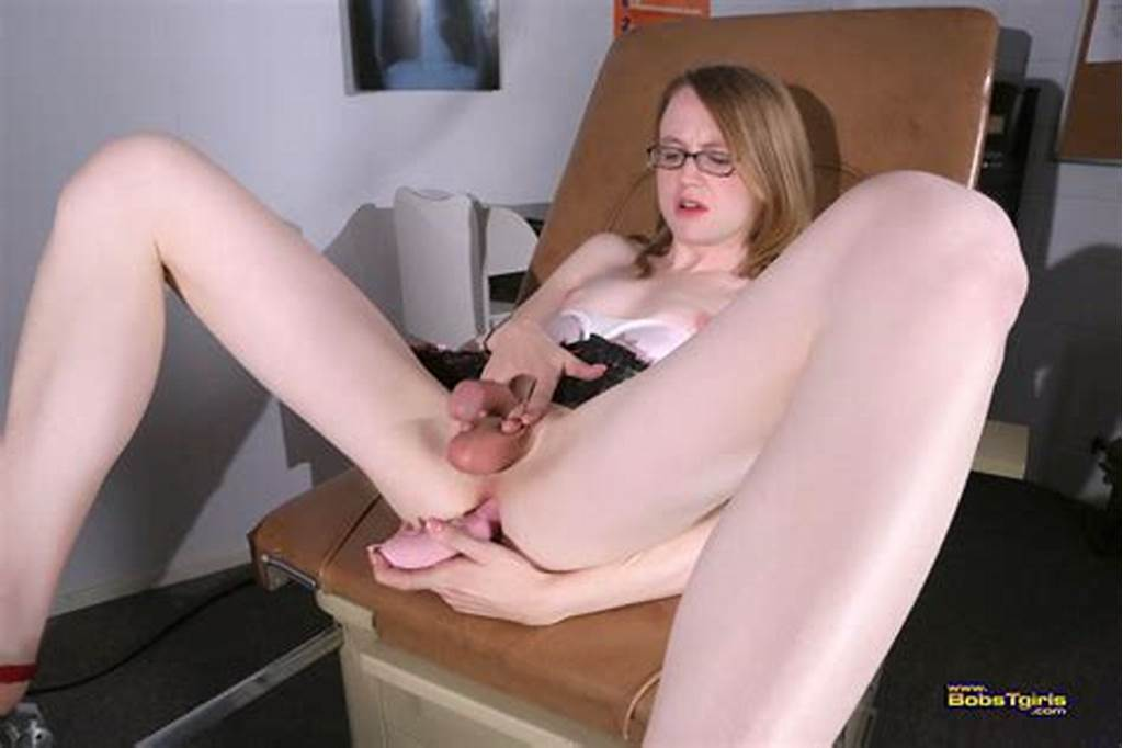 #Sadie #Hawkins #Plays #With #Her #Sex #Toys #In #The #Doctor'S