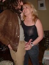 My wife tugs on my dick