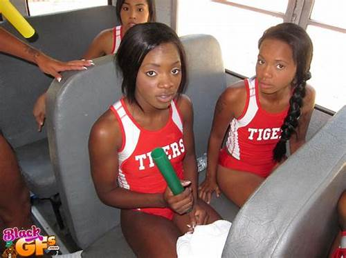 Junior Bisexuals Drill Younger Babes #Black #Teen #Lesbian #Girlfriends #Strip #On #School #Bus