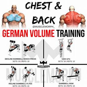Pin By Musclemorph On Musclemorph Workouts