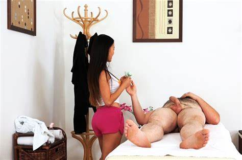 Hd Rubbing Massage Hiddencam
