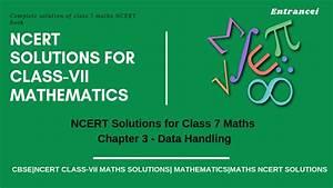 Ncert Solution Class 7 Maths Chapter