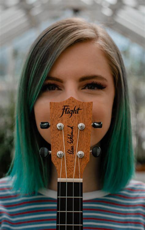 Elise Ecklund hits 1 million! - Flight Ukuleles