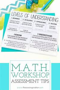 5 Steps To Efficient Data Tracking  Math Workshop Meet