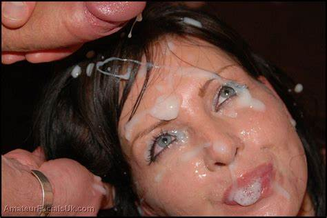 Her Virgin Facial Squirt Parties