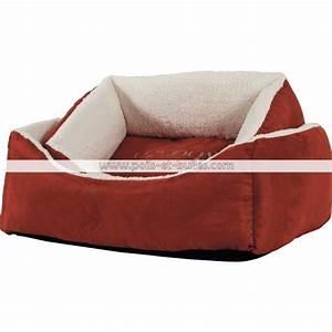 Sofa Pour Chien : zolux cocoon sofa terracota pour chien ~ Teatrodelosmanantiales.com Idées de Décoration