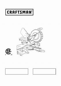 Craftsman 137 21239 User U0026 39 S Manual