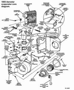 1996 Ford Ranger Exhaust System Diagram
