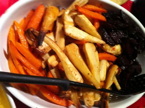 Have you had carrots, beets & parsnips for christmas dinner? The Hedonethical Kitchen: Christmas How To... Cook the Accompanying Veg