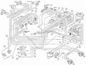 Yamaha 48 Volt Battery Wiring Diagram
