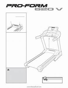 Proform 620 V Treadmill