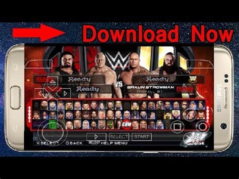 The most realistic wwe 2k18 iso download video game experience just became more intense with the addition of eight man matches, a new grapple carry system, new weight detection, thousands of new animations and a massive backstage area. Download WWE 2K18 On Android For Free   WWE 2K18 Android PPSSPP Gameplay MOD in Hindi - YouTube