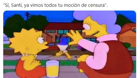 Según los cálculos de la votación de los representantes, la salida del ministro trujillo no. Vídeo: Los mejores memes de la moción de censura de Vox contra el Gobierno de Pedro Sánchez