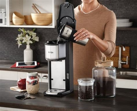 Unfortunately, you don't always get this type of feature, so it does make a lot of sense to know what you are getting into and what you can. Best Single Cup Coffee Maker With Grinder To Buy In 2020