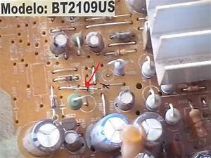 Telefunken Tkp2197sm Diagrama