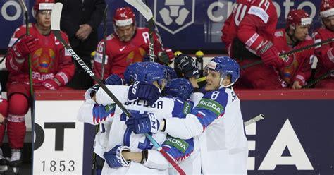 Slovākija notikumiem bagātā spēlē uzvar Baltkrieviju ...
