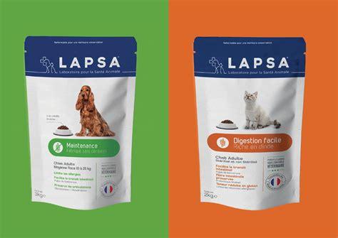 Identité Visuelle Logotype Packagings Charte Marque LAPSA ...