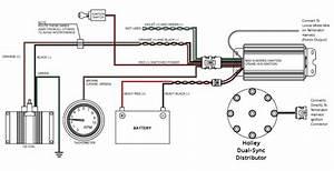 Holley Sniper Wiring Diagram With 6al Box