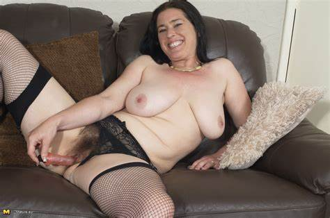 Huge Scottish Housewife Playing With Her Toy Male