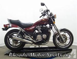 1983 Honda Cb550 Sc Nighthawk  Vin007528  For Sale In