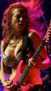 Bf Chart Women Cox Of The Iron Maidens Heavy Metal Girl Metal