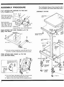 Pioneer Rack Spec Assembly Instructions