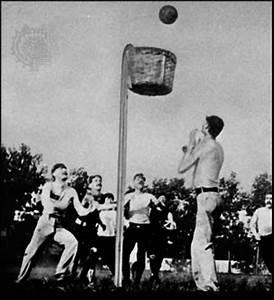 Evolution of the Basketball Hoop timeline   Timetoast ...