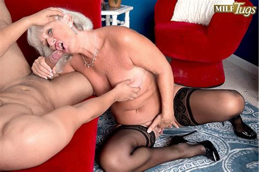 #Busty #Granny #Milf #Jeannie #Lou #In #Action