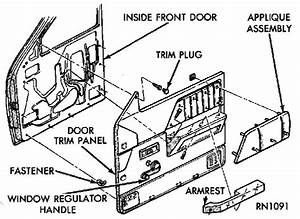98 Dakota Both Manual Door Locks Will Not Operate
