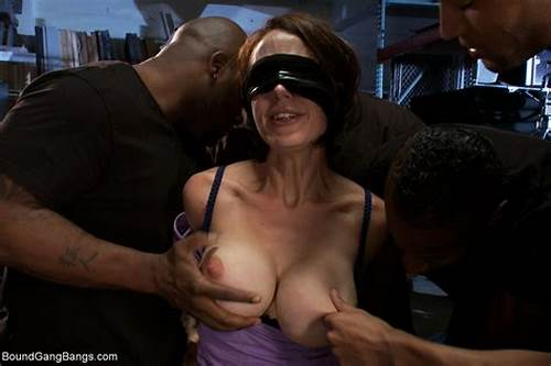 From Blindfolded Bj To Foursome Gangbang #Blindfolded #Gangbang