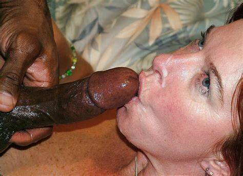 Mature Mouth Spermed By Bbc