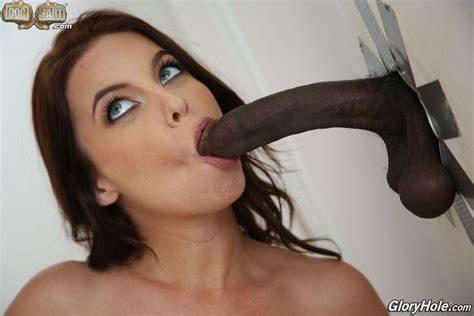 Glory Hole Porn Interracial Lick Puss