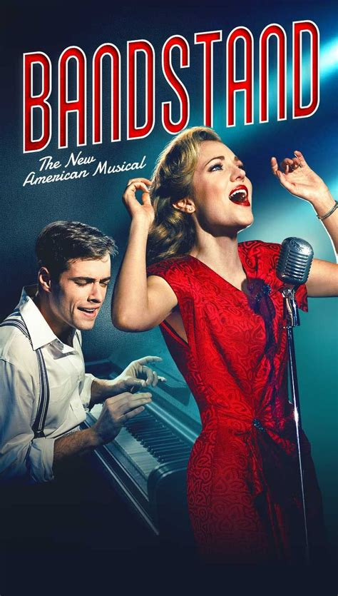 There are no reviews yet. Bandstand The New American Musical | Broadway posters ...
