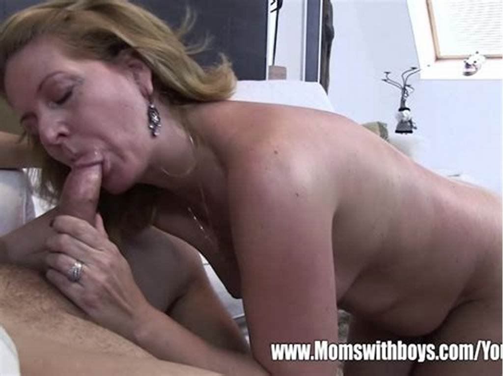 #Cougar #Fucks #After #She #Catches #Her #Stepson #Masturbating