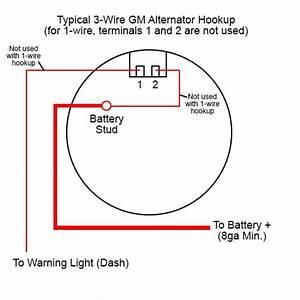 3 Pin Alternator Wiring Diagram - Collection