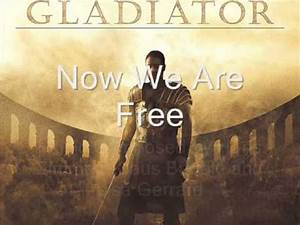 "Gladiator Soundtrack ""Elysium"", ""Honor Him"", ""Now We Are ..."