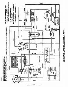 Wiring Diagram 16 5 Hp White Riding Mower