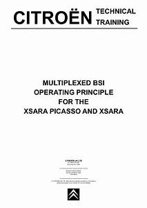 Haynes Citroen Xsara Service And Wiring Diagram