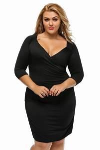 Vetement Pour Femme Ronde : 25 best robe pour femme ronde trending ideas on pinterest ~ Farleysfitness.com Idées de Décoration