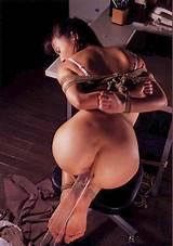Oriental women in bondage