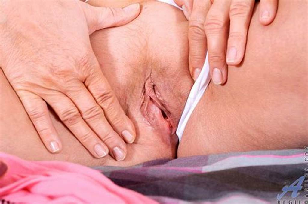 #Cock #Starved #Anilos #Regie #Pleasures #Herself #With #A #Dildo