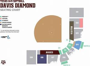davis diamond seating chart individuall seating chart for davis diamond texags