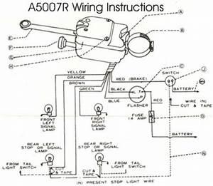 Signal Stat 900 Turn Signal Switch Wiring Diagram