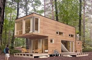 Wie Finanziert Man Ein Haus : wie verwandelt man container im wert von 2000 euro in ein haus cabin fever pinterest ~ Markanthonyermac.com Haus und Dekorationen