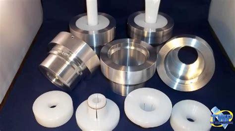 Tube Filling Machine Parts - YouTube