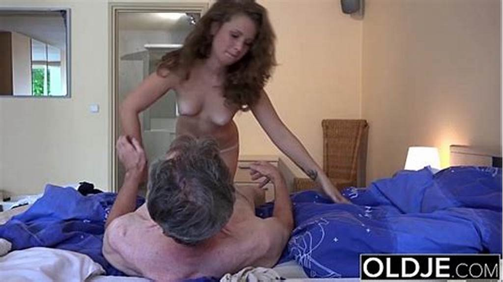 #Old #Young #Beautiful #Teen #Maid #Fucked #By #Ugly #Old #Grandpa